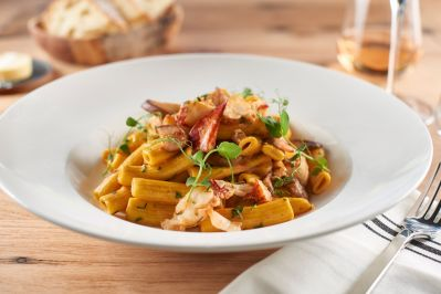 Lobster Rigatoni