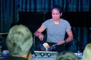 Chef Maria Hines