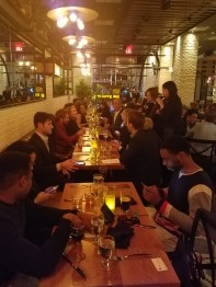 Magnolia Restaurant and Lovage Rooftop Opening & Fashion Week Party