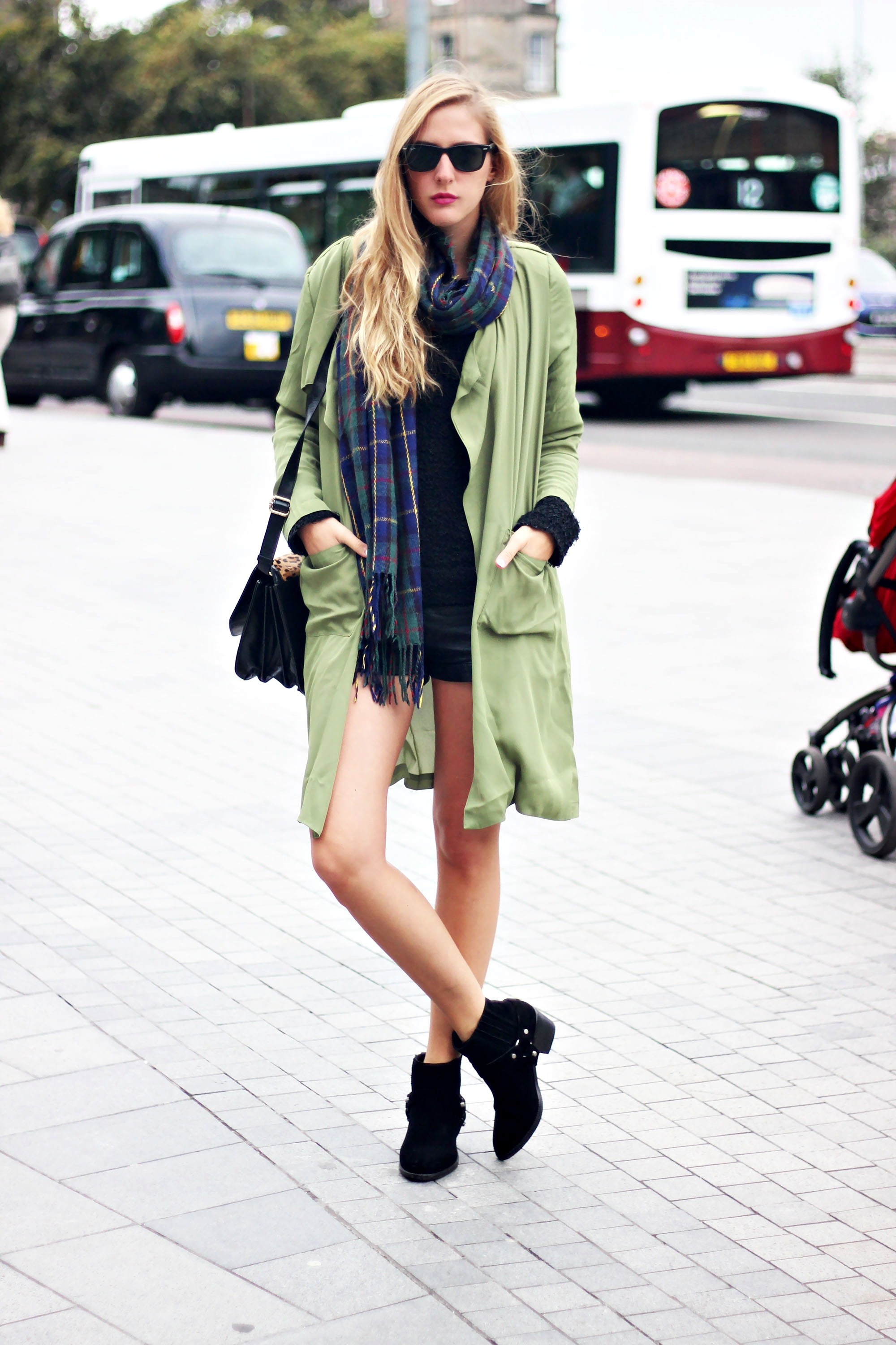 Stylish Outfit Ideas With Ankle Boots