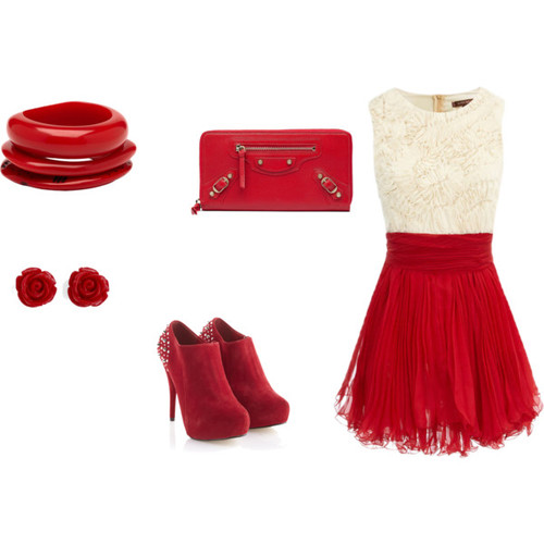 High Fashionable Polyvore Outfits For Valentines Day