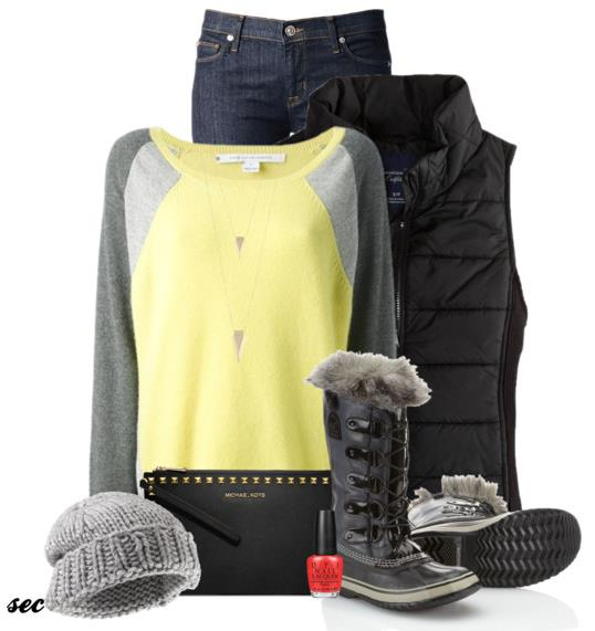 15 Trendy School Polyvore Outfits To Copy This Winter