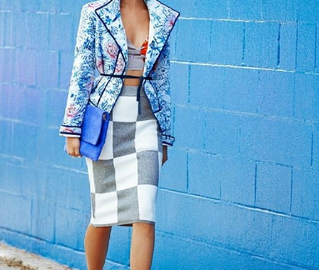 How To Wear Print On Print Mixed Patterns Outfits
