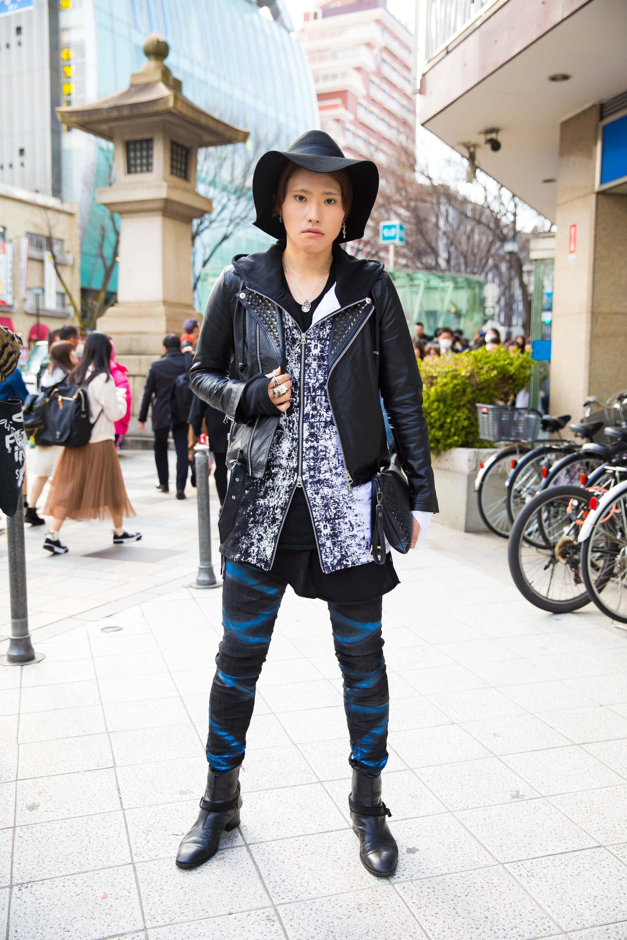 The Top 24 Fashion Street Styles From The Tokyo Fashion