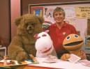 Rainbow; George, Bungle, Geoffrey and Zippy