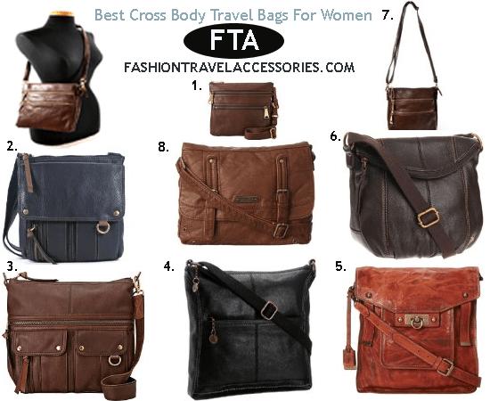best cross body travel bags for women
