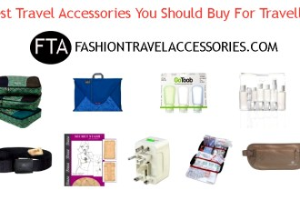 Best Travel Accessories You Should Buy For Travelling