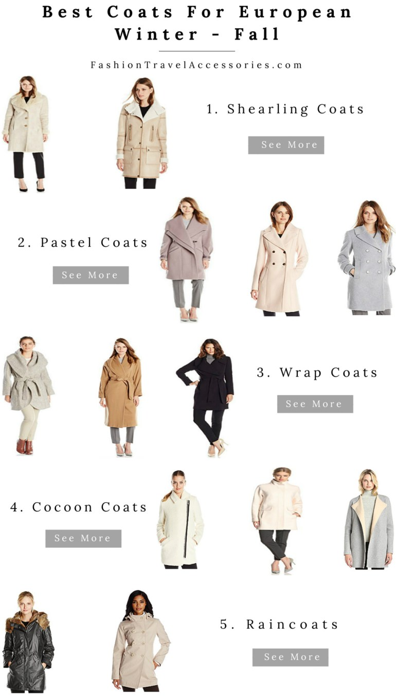 1 Final Best Coats For European Winter Fall Spring