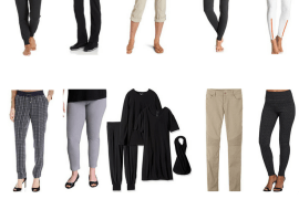Best Travel Pants For Women Chic Comfortable Functional Stylish Fashion Travel Accessories 1