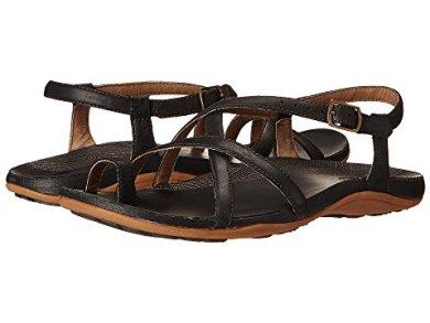 15 Comfortable Walking Shoes Europe Chaco Women's Dorra Sandal