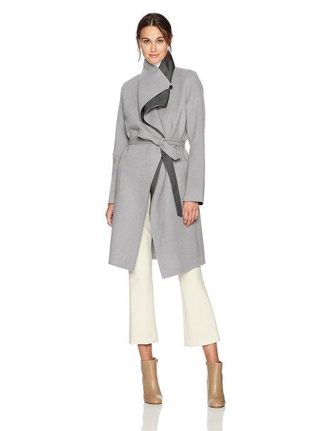 4 Warm Stylish Winter Coats Soia & Kyo Women's Oxana-Rv Double Face Wool Jacket