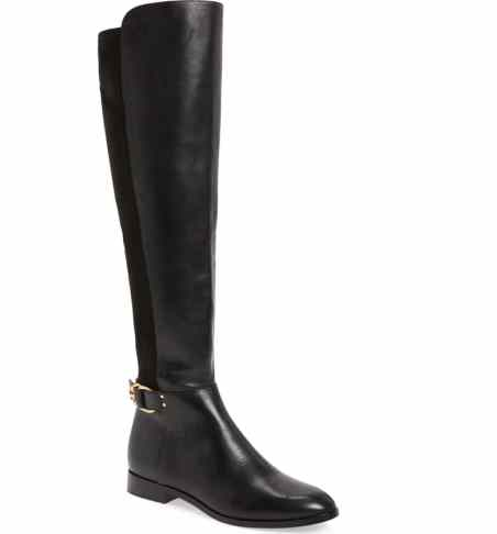 Stylish Comfortable Walking Boots For Europe, Travel & Walking All Day Tory Burch Marsden Over The Knee Boots Fashion Travel Accessories 5