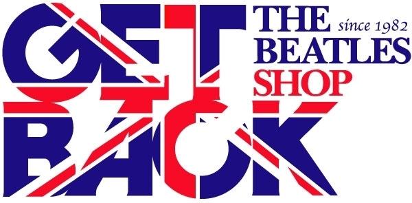 ビートルズ来日55周年記念 ビートルズ専門店GET BACK 池袋パルコ本館6Fにて期間限定オープン!