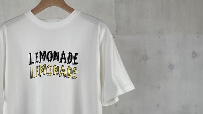 レモネード専門店「LEMONADE by Lemonica」の新アパレルブランド「LEMONADE LEMONADE」が誕生。サンフランシスコカルチャーを反映させた自由な風格。
