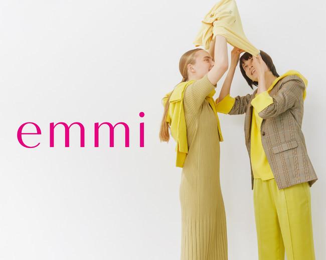 熊本県初出店の「emmi」「SNEAKERS by emmi」2業態が1店舗に!8/27(金)熊本鶴屋に新規オープン!