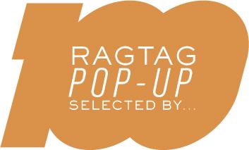 スタイリストTEPPEIが選んだ100点を集めた「RAGTAG100 POP UP SELECTED BY TEPPEI」をRAGTAG渋谷店で9/17(金)開催!