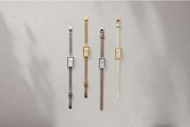 【日本限定モデルの予約開始】時計ブランド「BREDA(ブレダ)」の華奢で人気のシリーズ「EVA(エヴァ)」から待望の2021F/W日本限定モデルが登場!