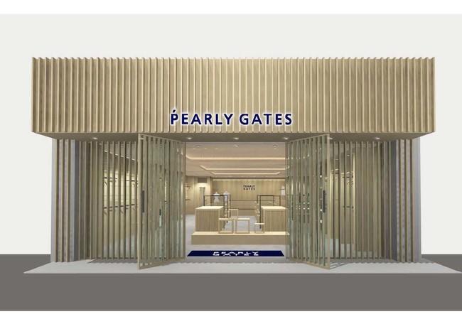 【パーリーゲイツ】埼玉初の路面店として浦和店が9月16日(木)に移設ニューオープン!