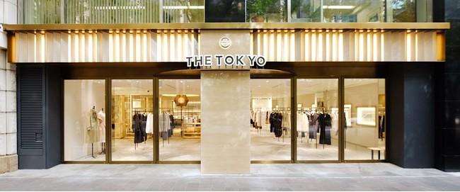 誇るべき本質的なTOKYOを世界に発信するセレクト型コミュニティストア新業態 THE TOKYO(ザ トウキョウ)が丸の内仲通りに9/18(土)グランドオープン