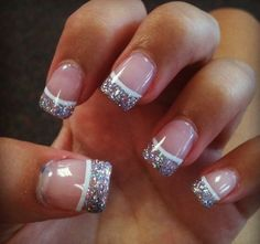 New Years Eve Nail Art Design Ideas