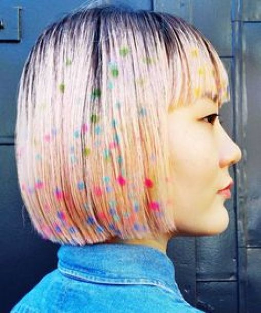 Seven New Smoking Hot Hair Color Variations
