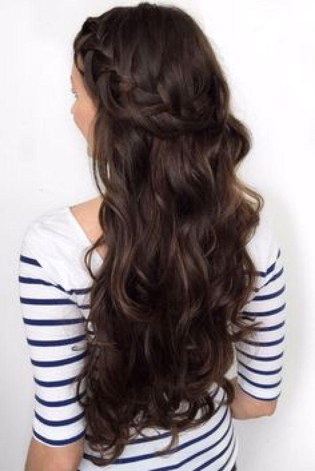 2017 Long Hairstyle Ideas Crazyforus