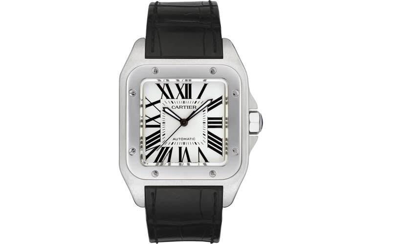 Mr Porter starts selling Cartier watches