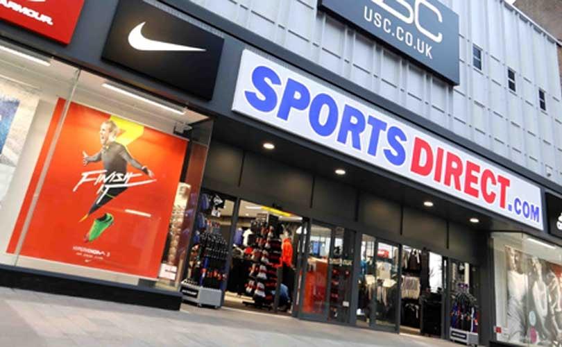 Sports Direct Reports 72 5 Percent Drop In Annual Profit