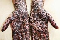 Beautiful Full Hand Feet Mehndi Designs For Events 2015