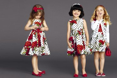 Kids Wear For Summer Season Designed By Dolce and Gabbana 2015