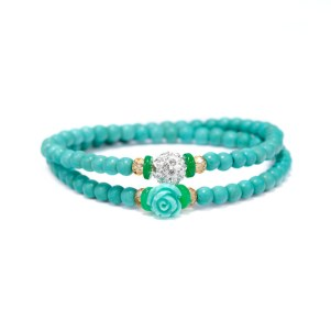 New Styles Of Casual Bracelets Made From Turquoise 2015 10