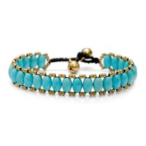 New Styles Of Casual Bracelets Made From Turquoise 2015 6