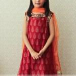 Little Girls Stylish Party Wear Dresses Pics Of 2015 14