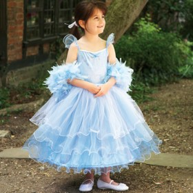 Little Girls Stylish Party Wear Dresses Pics Of 2015 4