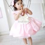 Little Girls Stylish Party Wear Dresses Pics Of 2015 6