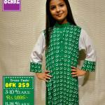 Summer Eid Kids Wear Dresses By Ochre 2015 13