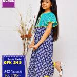 Summer Eid Kids Wear Dresses By Ochre 2015 19