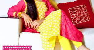 Summer Eid Kids Wear Dresses By Ochre 2015