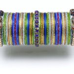 Beautiful Eid Bangles Bracelet Jewellery Designs For Girls 2015 7