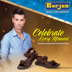 Casual Wear Eid Festive Shoes By Borjan Shoes 2015 2