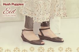 Women Eid Sandals Traditional Wear By Hush Puppies 2015 20