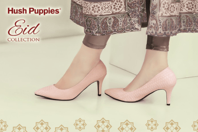 Women Eid Sandals Traditional Wear By Hush Puppies 2015 23