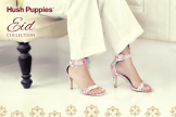 Women Eid Sandals Traditional Wear By Hush Puppies 2015 4