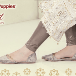Women Eid Sandals Traditional Wear By Hush Puppies 2015 9