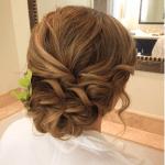 Best Wedding Party Hair Ideas For Women 2015