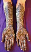 Indian Bridal Mehendi Designs For The Brides Of 2015-16 7