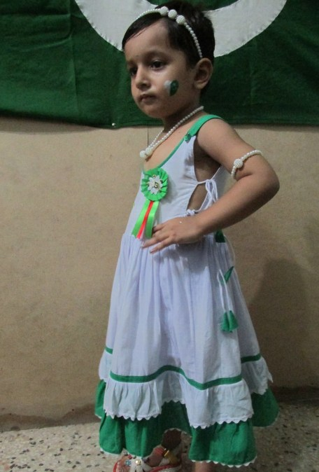 Little Girls Independence Day Frock Designs 2015 5