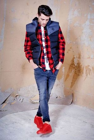 See Diego Barrueco In Fall Casual Collection 2015-16 3