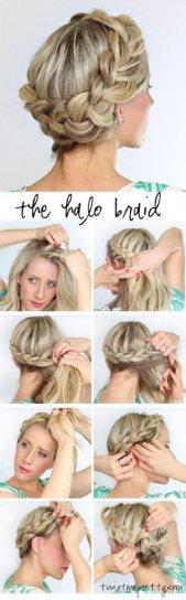Various Hair Tutorials For Long Haired Girls 2015-16 10
