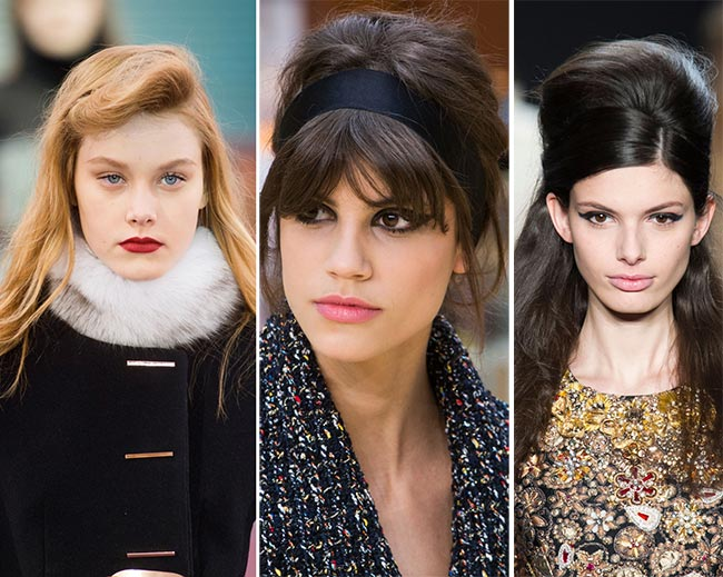60's hair trend